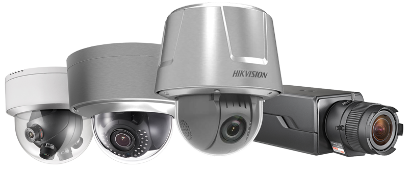 commercial security systems cameras